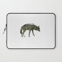 Shaggy wolf Laptop Sleeve