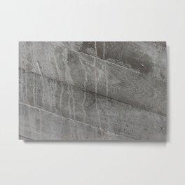 Concrete 06 Metal Print