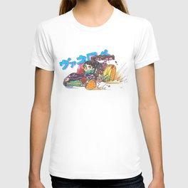 Go karts go T-shirt
