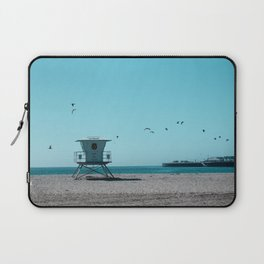 Birds and lifeguard Laptop Sleeve