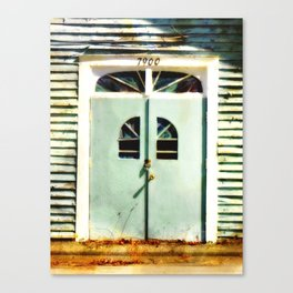 Church Doors  Canvas Print