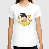 goku T-shirts featuring Goku by CmOrigins