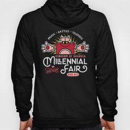 Gamer Geeky Chic Chrono Trigger Inspired Millennial Fair Videogame Fun Hoody