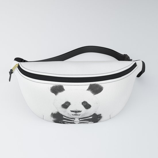 Zombie panda by soltib