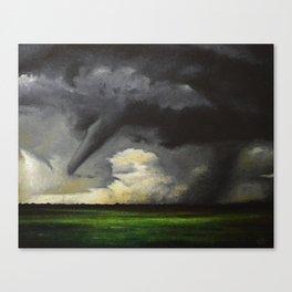 Tornado Alley Canvas Print