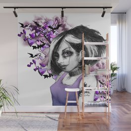 Z imagination The Goth Wall Mural