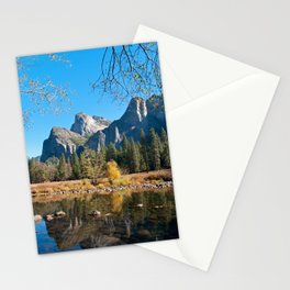 Valley View of Yosemite Stationery Cards