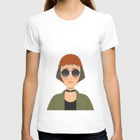 leon T-shirts featuring MATHILDA - LEON by Capitoni