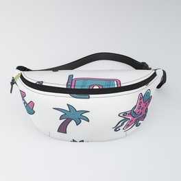 summer objects Fanny Pack