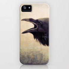 The Raven Slim Case iPhone (5, 5s)