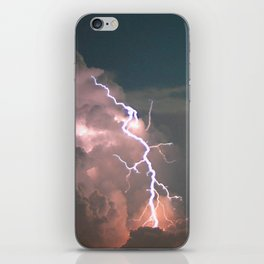 Night Explosions - V02 iPhone Skin
