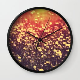 Will You Remember Me Then Wall Clock