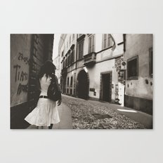 Ti Amo, Amore - I love you, my love  Canvas Print