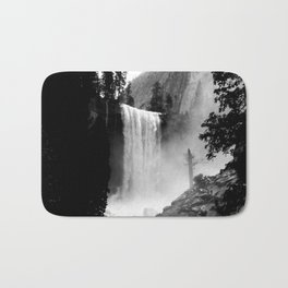 Yosemite Vernal Falls Bath Mat