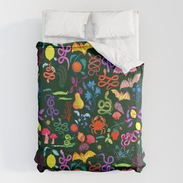 Creepers Duvet Cover