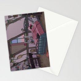 Kiki's Room Stationery Cards