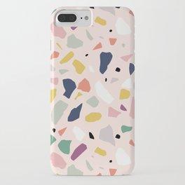 Big Terrazzo iPhone Case