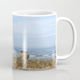 Rocky New England Coast Coffee Mug