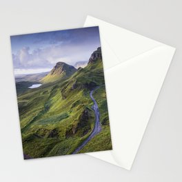 The Road to the Quiraing Stationery Cards