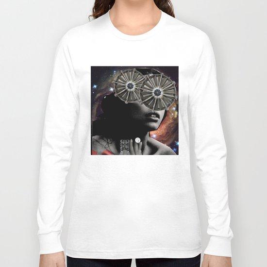 She rotates me Long Sleeve T-shirt