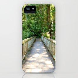 A little Deceptive iPhone Case