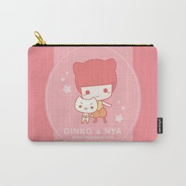 Sweet happy cats Carry-All Pouch