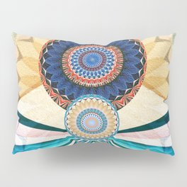 Allll the Way In Pillow Sham