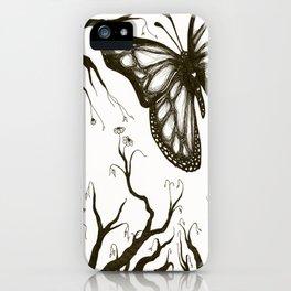 Anthropocene iPhone Case