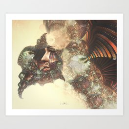 DELIVERANCE Art Print