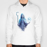 jack frost Hoodies featuring Jack Frost by franzkatter