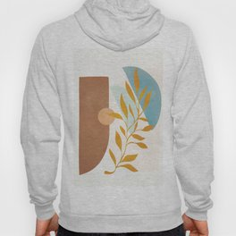Soft Abstract Shapes 01 Hoody