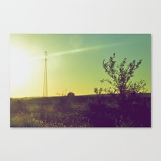 The Countryside Canvas Print