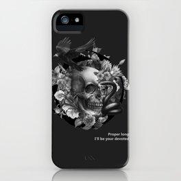 Burcu Korkmazyurek x Rituals of Mine iPhone Case