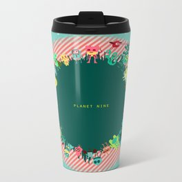 Planet Nine Metal Travel Mug
