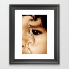 Mind Bending Framed Art Print
