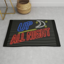 Up All Night Rug