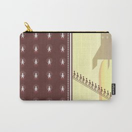 Get on Board Carry-All Pouch