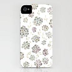 Succulents iPhone (4, 4s) Slim Case