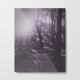 The Royal Forest Metal Print