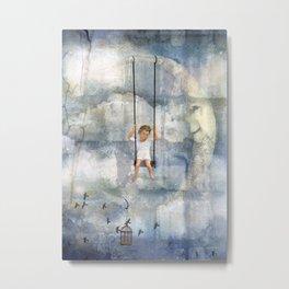 Dream a Little Dream Metal Print