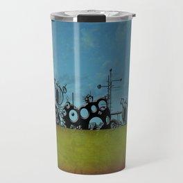 Skyscape 1 Travel Mug