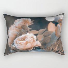 warm evenings Rectangular Pillow
