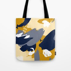 Eve; Abstract Art. Tote Bag