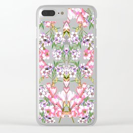 Felicity Clear iPhone Case