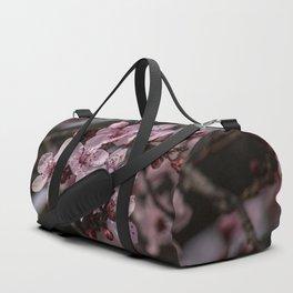 Spring Cherry Tree Blossoms - II Duffle Bag