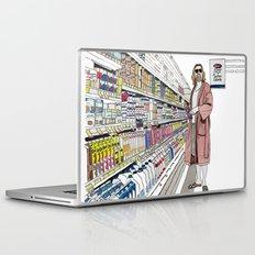 Jeffrey Lebowski and Milk. Laptop & iPad Skin