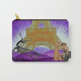 Ever dance with a skeleton? Carry-All Pouch