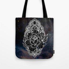Ohm Peony Tote Bag