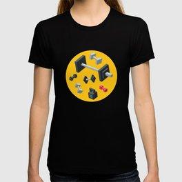 Sport equipment T-shirt