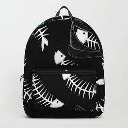 Fish Eating Grin Backpack